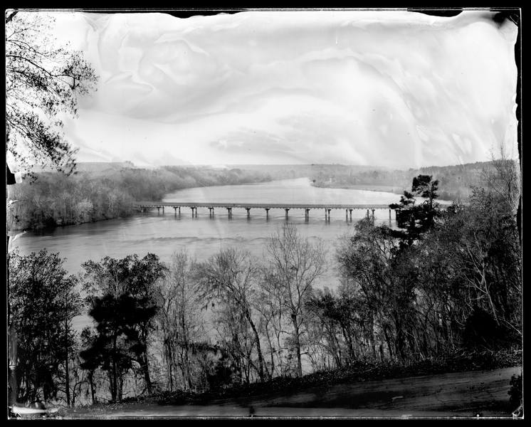 Michael Kolster Savannah River (GA/SC) ambrotype