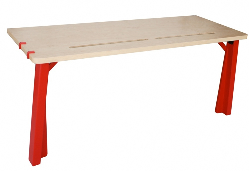 Furniture Island extension folding table