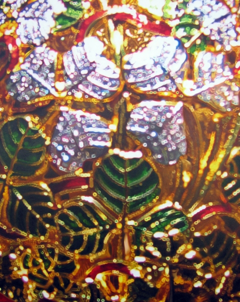 Faberge Egg Paintings Oil