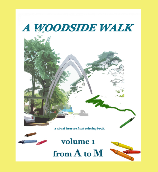 Micki Watanabe Spiller A Woodside Walk
