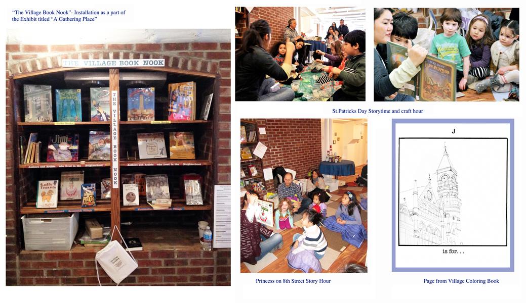 Micki Watanabe Spiller The Village Book Nook