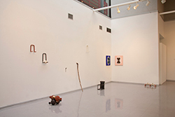 2012 - I saw the light was on at Heuser Art Gallery, Bradley University, Peoria, IL