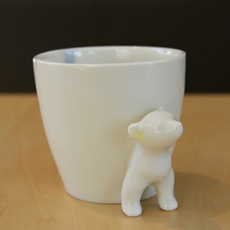 Mie Kongo 2009 - Animal handle cups