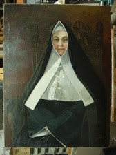 ST. LUKE ART STUDIO Painting Restoration