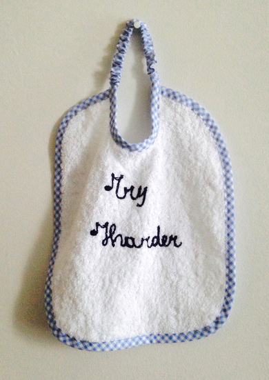 Baby Bibs - 2016 to present Try Harder