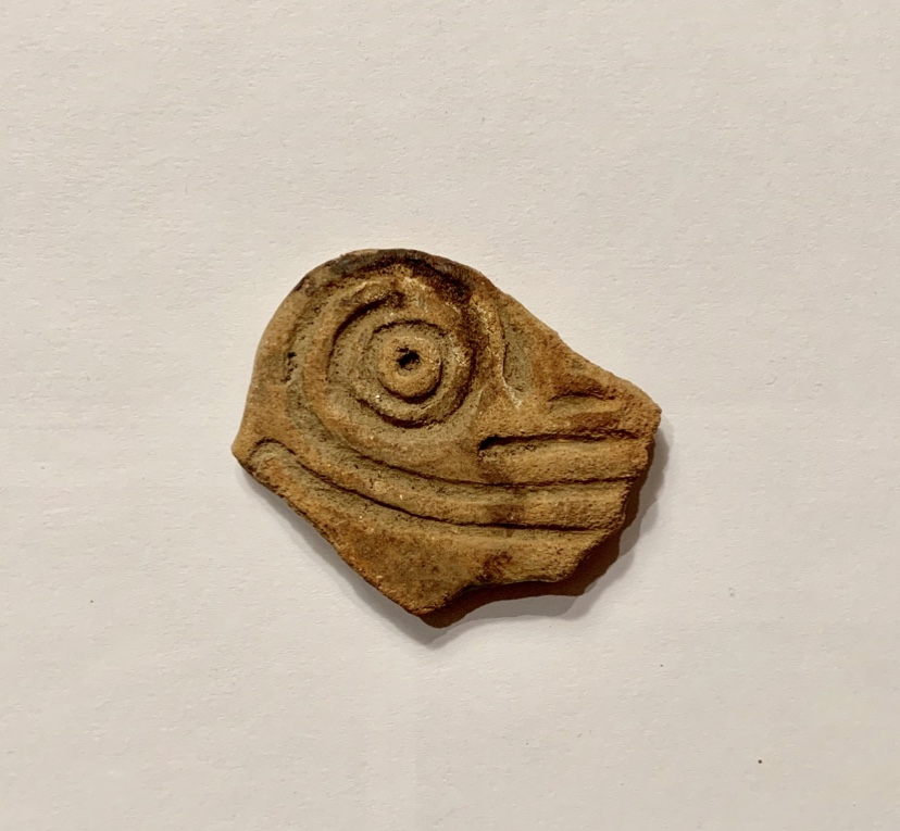 Shift  Mayan Sherd