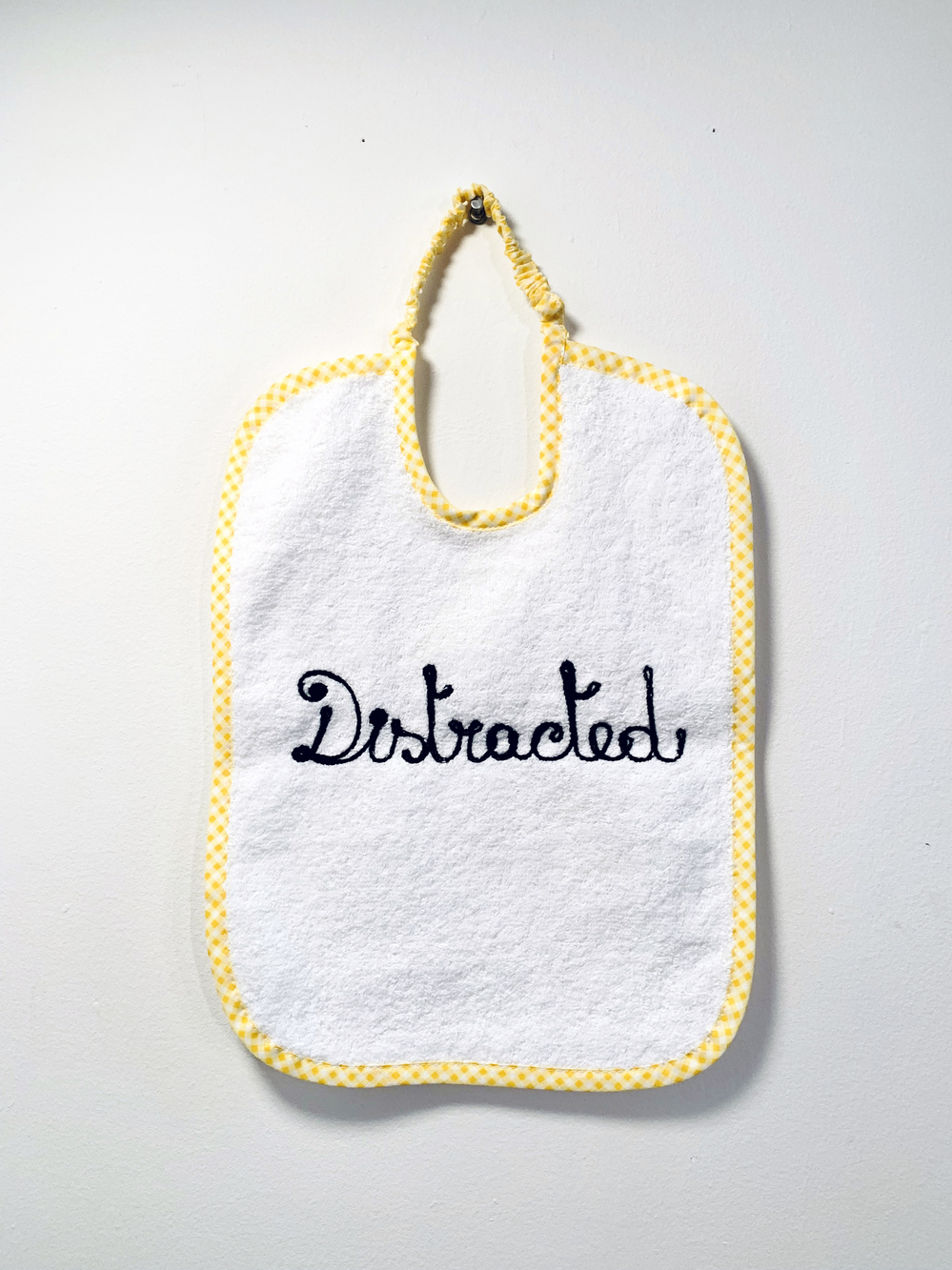 Baby Bibs - 2016 to present Distracted