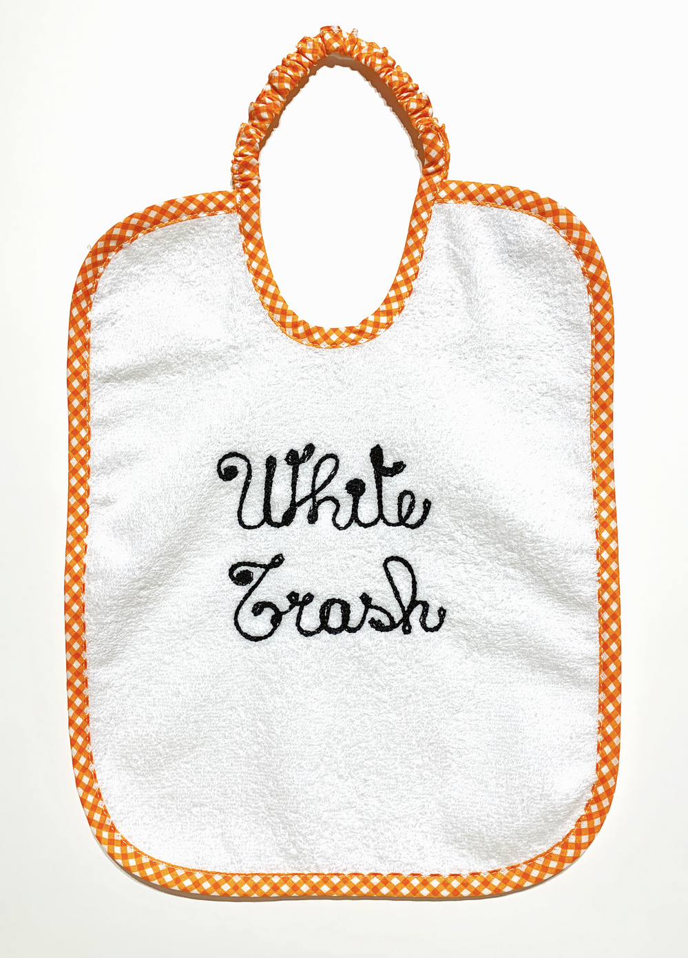 Baby Bibs - 2016 to present White Trash