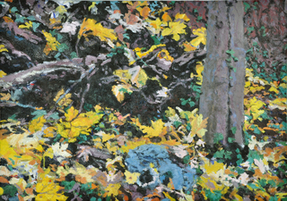Mimi Oritsky Paintings oil on linen