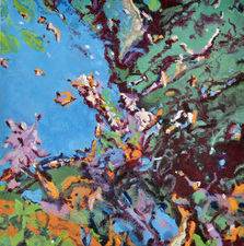 Mimi Oritsky Paintings oil on canvas