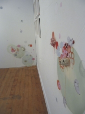 mapspace: miranda arts project space Interplay installation images