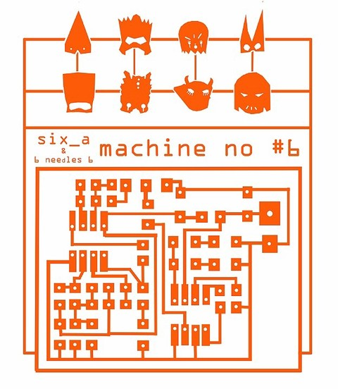 Machine No 6