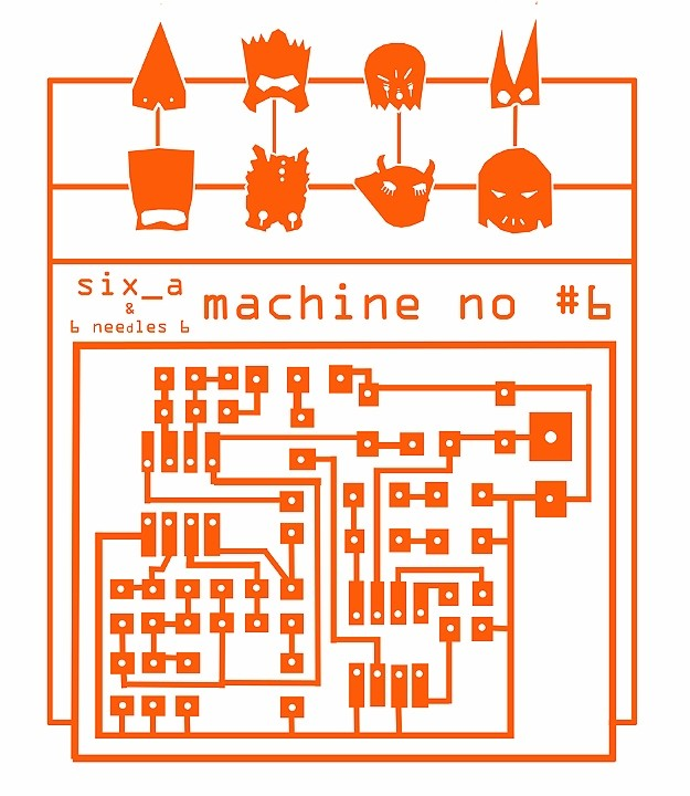 Machine No 6  Machine No 6
