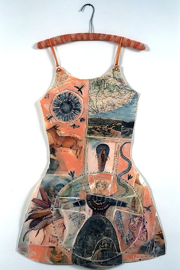 PAPER DRESSES: Women's Narratives Sarah Wakefield's Critique