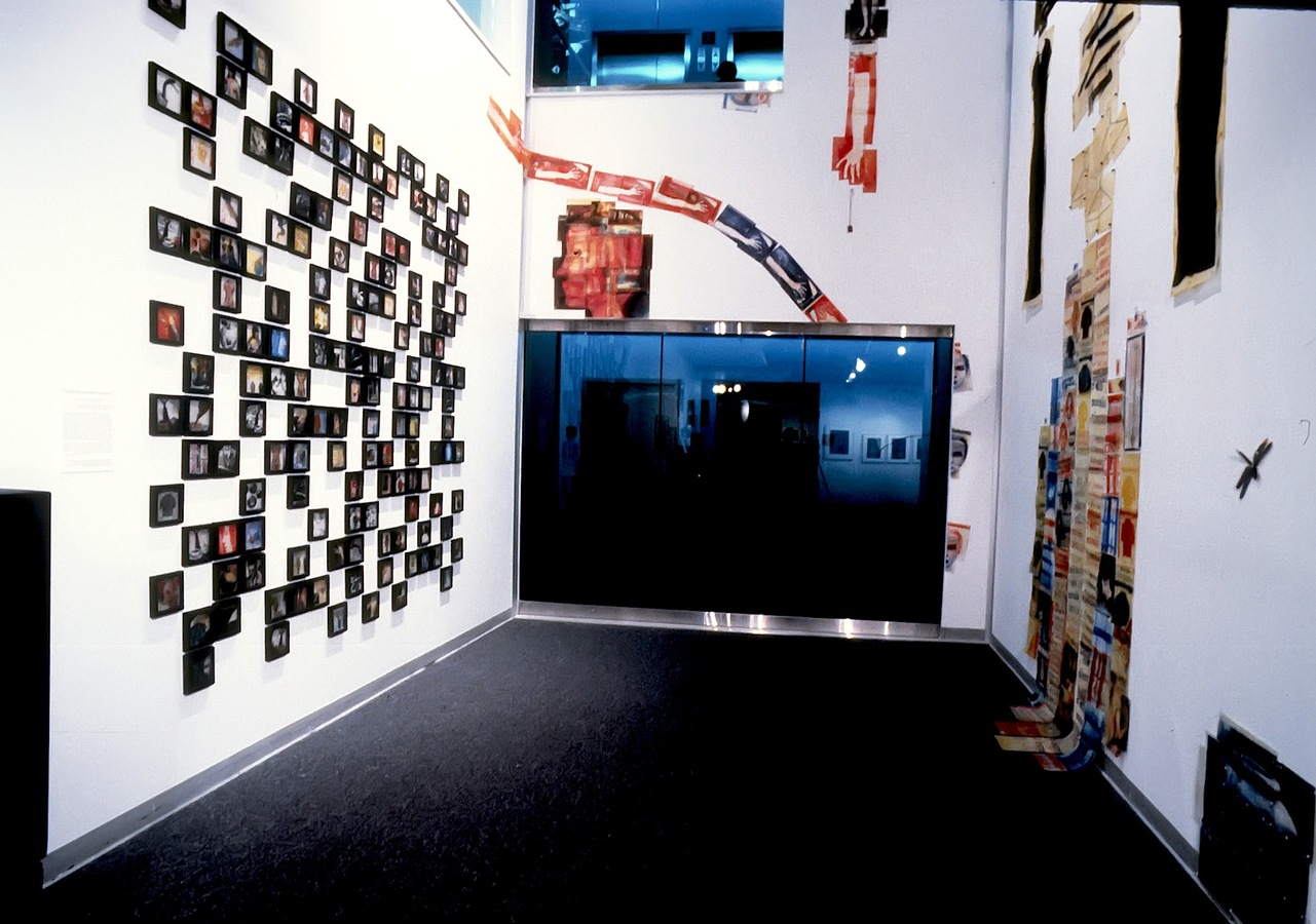 INSTALLATION: White Lies & Prayers SOUTHEAST MUSEUM of PHOTOGRAPHY  1999