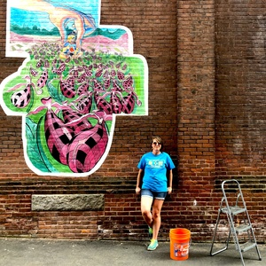 Molly Fletcher Mural Projects