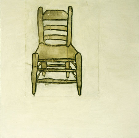 MOLLY RAUSCH : Paintings & Drawings : White Series