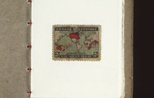 MOLLY RAUSCH Postage Stamp Book