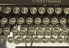 MOLLY RAUSCH Typewriters