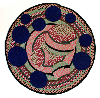 Monique Luchetti Recycled rugs 2006