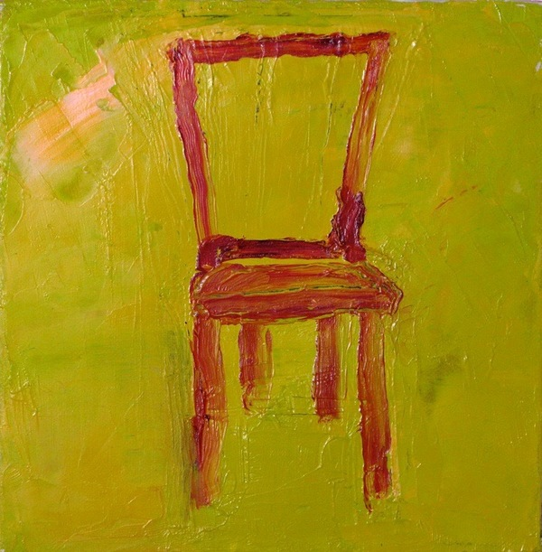 NANCY BRETT Early Oil on canvas