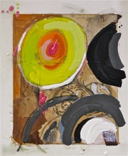 Nancy Ferro Works on Paper Mixed media: papers, graphite, beeswax
