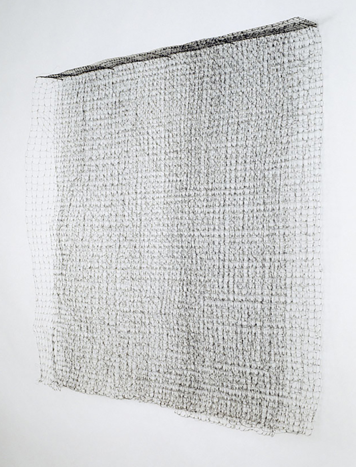 Nancy Koenigsberg Wall pieces Linen and plastic