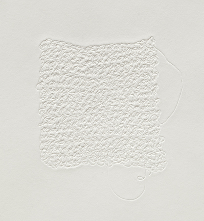 Nancy Koenigsberg Works on Paper Embossing