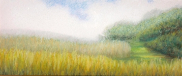 Nancy McTague-Stock Plein Air Paintings Pastel on Fabriano