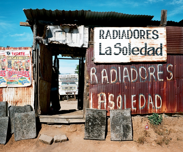 Shops and Stalls Radiadores La Soledad