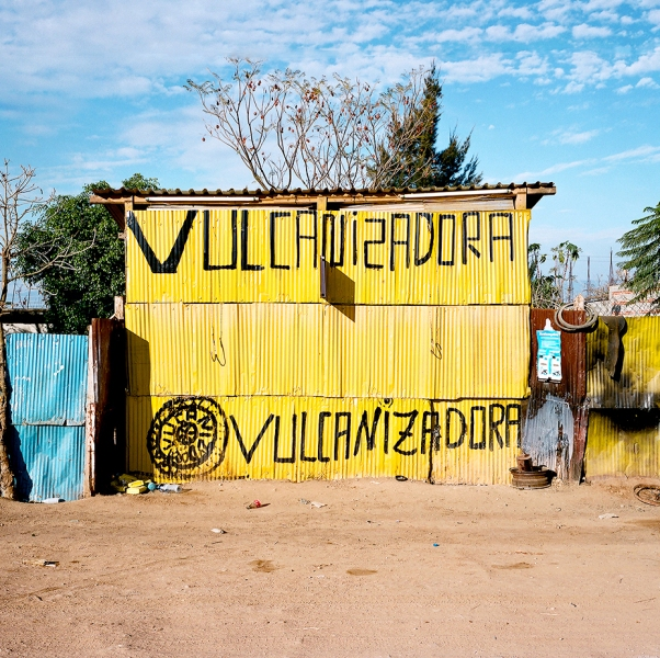 Shops and Stalls Vulcanizadora (Tire Repair)