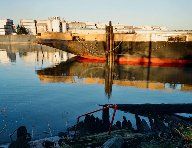 On the Duwamish Around the Bend