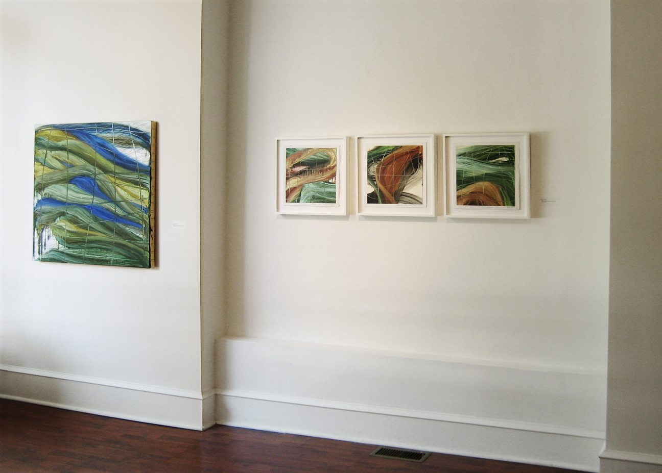 Exhibitions Seraphin Gallery 2007