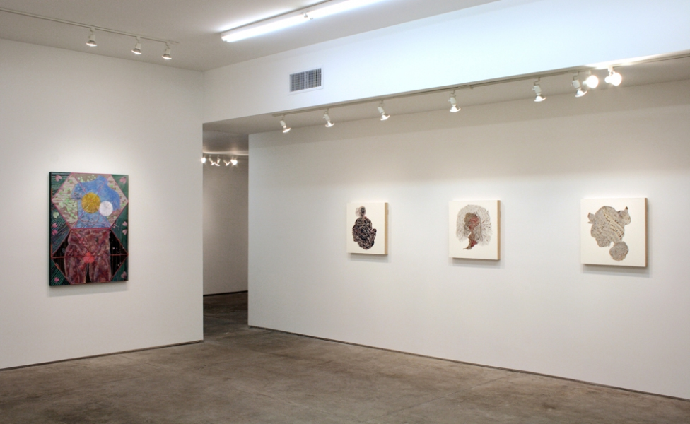 Toil and Trouble Toil and Trouble, Bryan Miller Gallery, Installation view