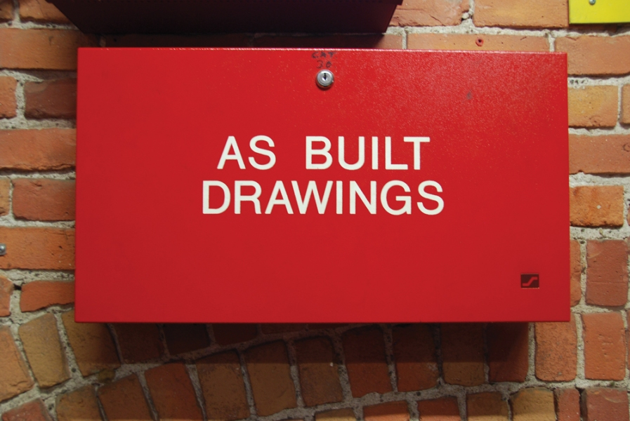 Nathaniel Price : As Built Drawings 2009-2013