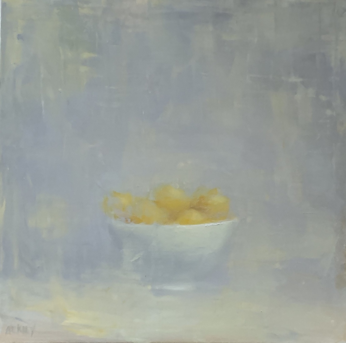 Pam Ackley Lemon Bowl
