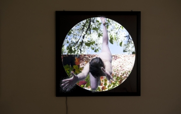 Nicola Woods Installation views Scotiabank CONTACT Photography Festival 2012