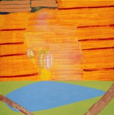 Nicole Stone Paintings PRE 2007 oil on canvas