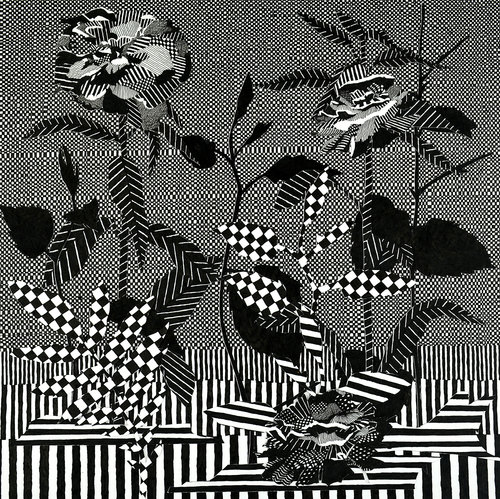 "All Drawings ""Night Garden #1"""