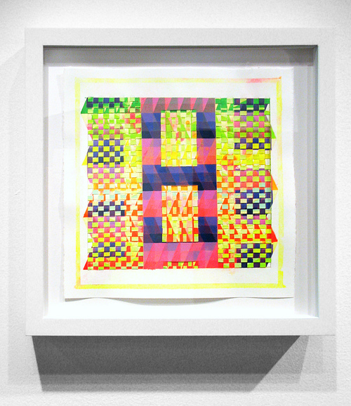 "All Drawings ""Woven Windows #5"""