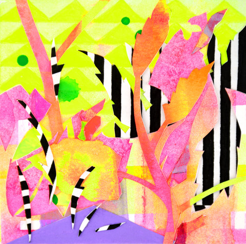"All Drawings ""Zebra Garden"""
