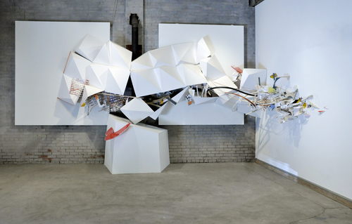 Large Installations Mixed Media Installation