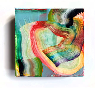 Jenniffer Omaitz Studio Relief Series (studio support sale)