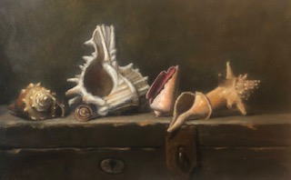 Still Lifes by Marybeth Hucker    5/22-6/15/20 Shell Vogue