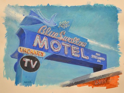 Palette Gallery SIGNS PLUS! Group Show 6/2-7/3