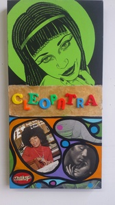 "Palette Gallery MIXTAPE ""Exquisite Corpse On Steroids"" Mixed media"