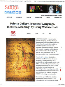 Palette Gallery Press