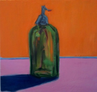 "Palette Online ArtSpace ""Still Small"" Group Show - June 1-July 5 2017 Oil and oil bars"