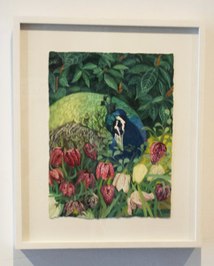 "Palette ArtSpace ""For The Birds"" Group Show- July 5 - Aug 26, 2017 Watercolor/mixed"