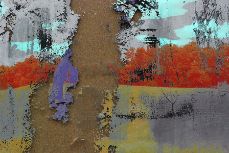 "Palette Online ArtSpace Kevin Hinkle Photography  ""Fusioning"" Digital Art"